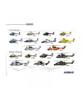 AIRBUS Helicopters Family Poster