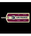 Air France Porte Clé Flamme Fuchsia