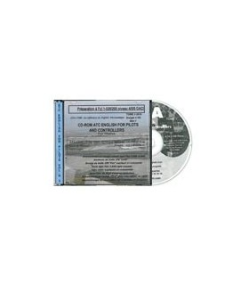 CD-ROM FCL1.200 ATC ENGLISH FOR PILOTS - (Tome 1)