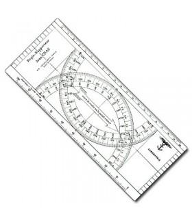 Règle CRAS petit modèle - TOPOPLASTIC