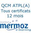 ATPL(A) - 12 months (All certificates)