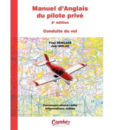 Manuel d'anglais du Pilote Privé avion