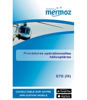 070 - Procédures opérationnelles hélicoptères (version numérique)
