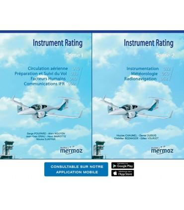 IR - Intrument Rating Tomes 1 et 2 (version numérique)