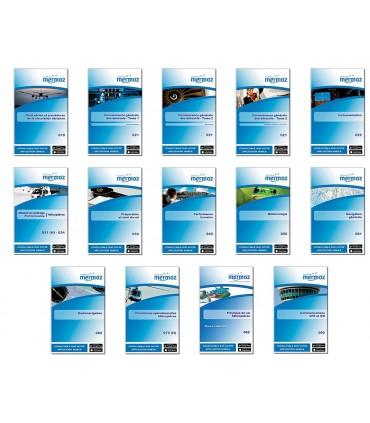 PACK Ouvrages numériques ATPL/CPL Hélicoptères - Version FR