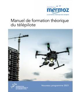copy of PACK - DRONES - Manuel de formation théorique du télépilote (version papier + numérique)