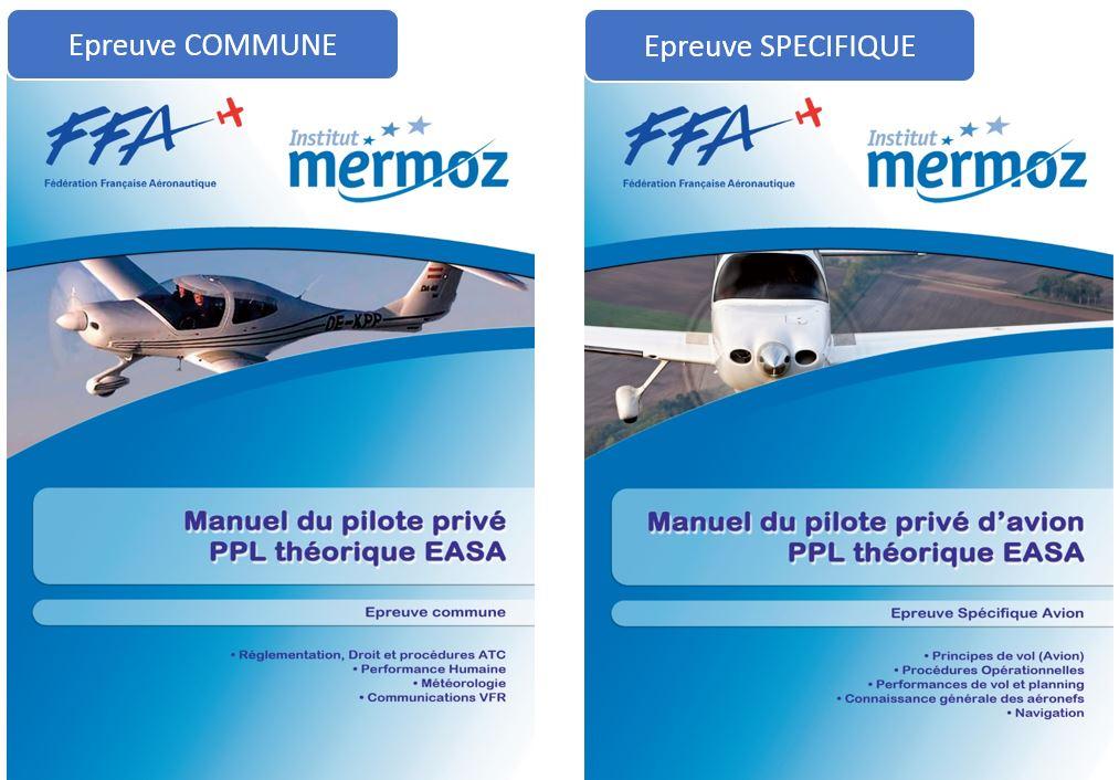 Manuel du Pilote Privé (2 tomes)